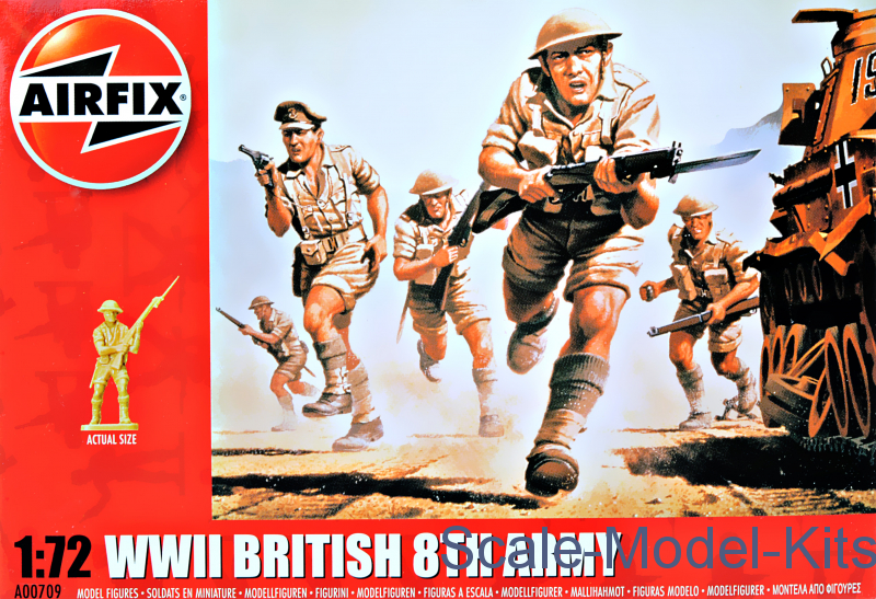 WWII British 8th Army