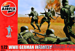 AIR00705 WWII German Infantry