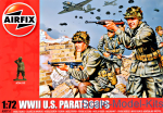 AIR00751 WWII U.S. Paratroops