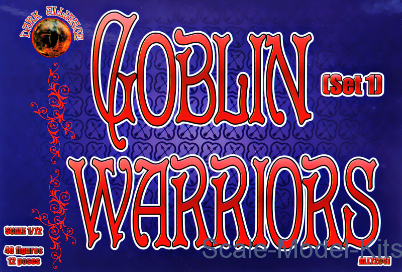 Goblin Warriors, set 1