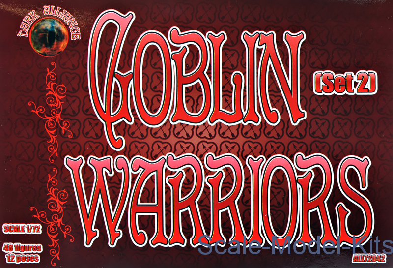 Goblin Warriors, set 2