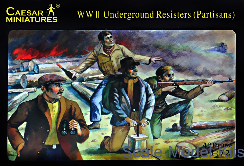 WWII Resistance Fighters