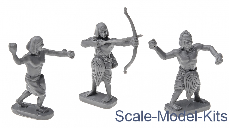 Egyptian Army-Caesar Miniatures plastic scale model kit in 1