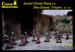 CMH029 Ancient Chinese Shang v.s.Zhou Dynasty Troopers