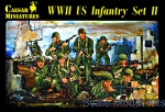 CMH071 WWII US Infantry Set II