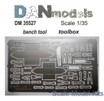 DAN35527 Bench tool. Toolbox