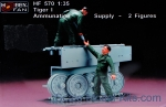 HF570 Tiger I Ammunation Supply (resin)