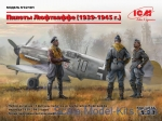 ICM32101 German Luftwaffe Pilots, 1939-1945