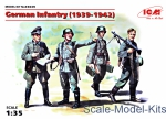 ICM35639 WWII German Infantry, 1939-1942
