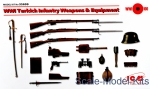 ICM35699 WWI Turkich Infantry Weapons & Equipment