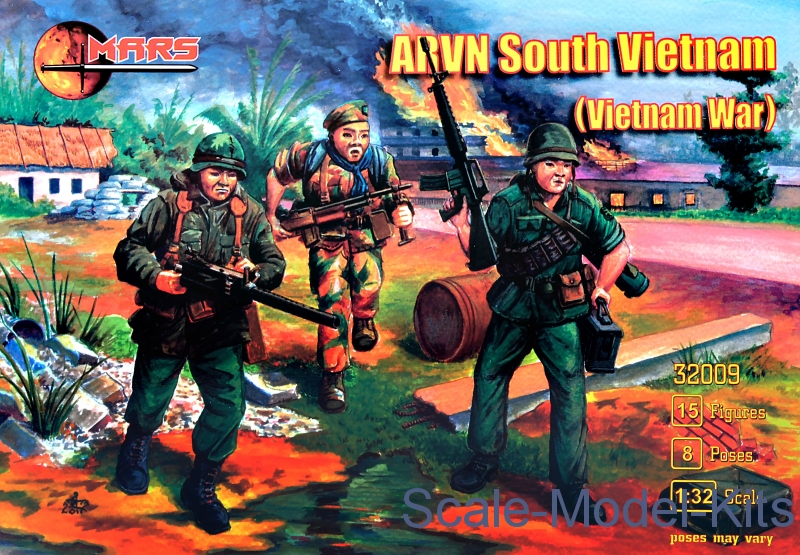 ARVN South Vietnam (Vietnam war)