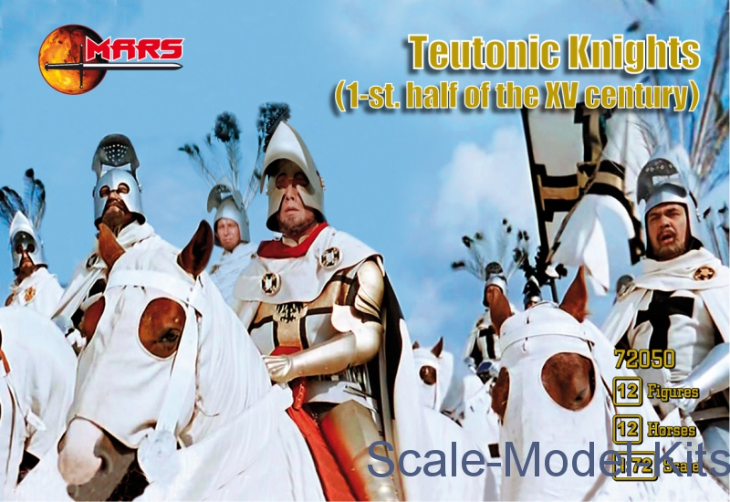 Teutonic Knights, 1-st half of the XV century