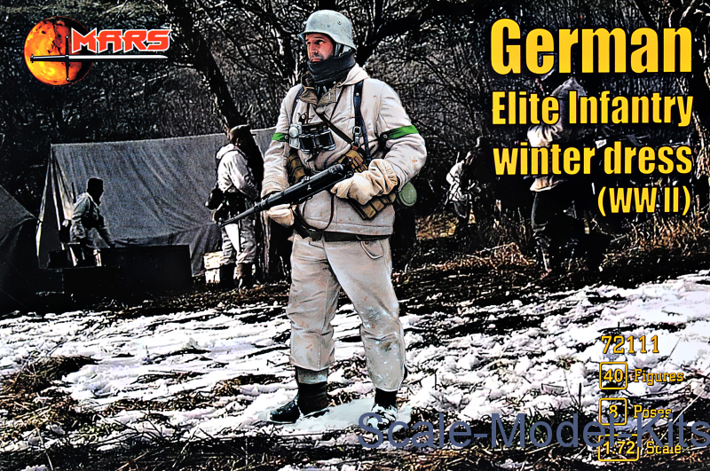 German Elite Field Division (winter dress) (WWII)