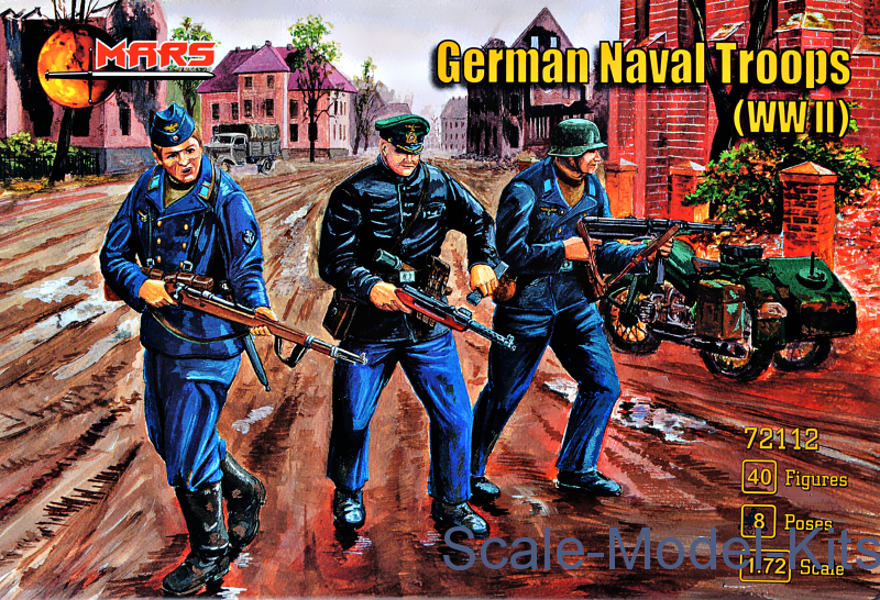 German Naval Troops (WWII)