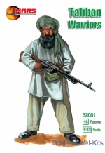 Modern army: 1/32 Mars Figures 32001 Taliban warriors, Mars Figures, Scale 1:32