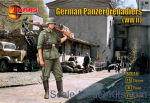 MS32018 German panzergrenadiers WWII