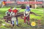 Knights (middle ages): Medieval Arkbalista, Mars Figures, Scale 1:72