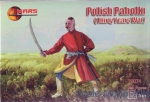 Knights (middle ages): Polish paholki, Thirty Years War, Mars Figures, Scale 1:72