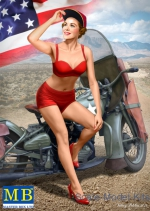 MB24001 Pin-up series, Kit No.1 Marylin