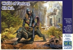 MB24008 World of Fantasy. Kit #2