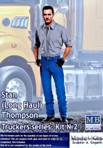 MB24042 Truckers series. Stan (Long Haul) Thompson