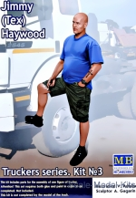 MB24043 Truckers series. Jimmy (Tex) Haywood