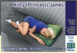MB24046 Truckers series. Kitty (Princess) James