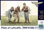 MB3202 Pilots of Luftwaffe, WW II era. Kit 1