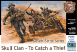 MB35140 Desert Battle Series, Skull Clan - To Catch a Thief
