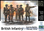 MB35146 British infantry, Somme battle, 1916