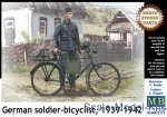 MB35171 German soldier-bicyclist, 1939-1942