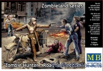 MB35175 Zombie Hunter - Road to Freedom. Zombieland series