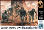 MB35177 German infantry, WWII era, early period