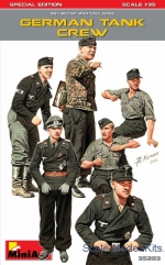 MA35283 German tank crew. Special edition