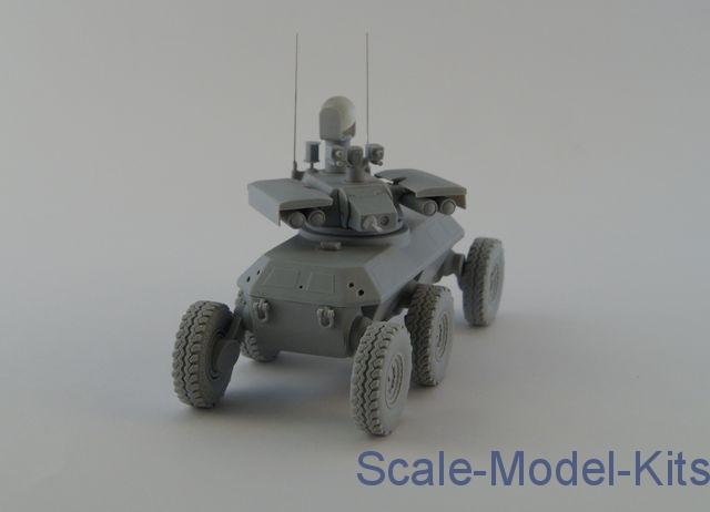 Northstar Models - ARV-AL XM1219 Armed Robotic Vehicle Resin Kit