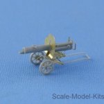 NS43K-0030 Maxim's machine gun model 1910