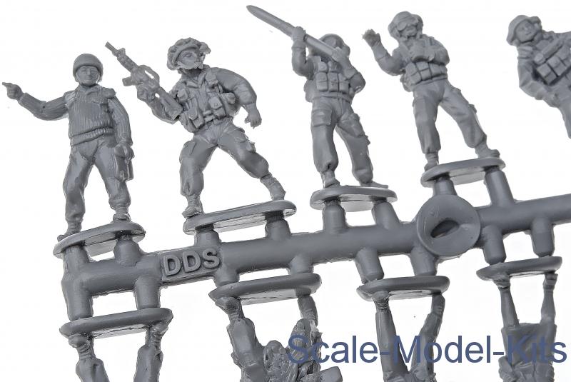 Orion 1//72 Modern Israeli Army Set 1