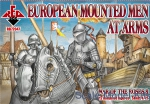 RB72047 European Mounted Men at Arms, War of the Roses 8