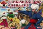 RB72080 Turkish sailors artillery, 16-17th century