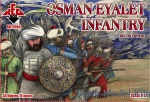 RB72088 Osman Eyalet infantry, 16-17th century