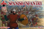 RB72096 Spanish infantry 16 century, set 1