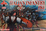 RB72101 Italian infantry 16 century, set 3