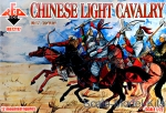 RB72117 Chinese light cavalry, 16-17th century