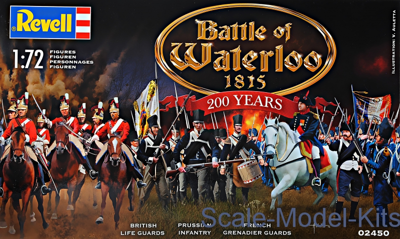 Battle of Waterloo, 1815