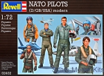 RV02402 NATO Pilots (D/GB/USA) modern