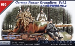 TS35005 German Panzer Grenadiers Vol.2