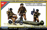 TS35041 British paratroopers, 2 WW