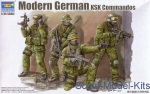 TR00422 Modern German KSK Commandos