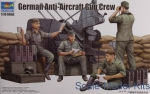 TR00432 German Anti-Aircraft Gun Crew