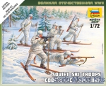 ZVE6199 Soviet ski troops